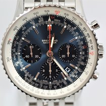 Breitling AB0121211C1A1 Steel 2019 Navitimer 1 B01 Chronograph 43 43mm new