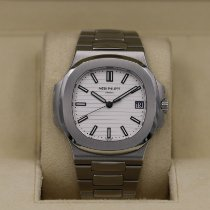 Patek Philippe Nautilus Steel 40mm White No numerals United States of America, Tennesse, Nashville