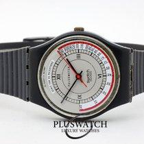 Swatch Plastic 34mm Quartz GA106 pre-owned