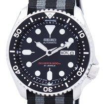 Seiko Prospex Steel 42mm Black