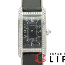 Cartier White gold 40mm Automatic pre-owned