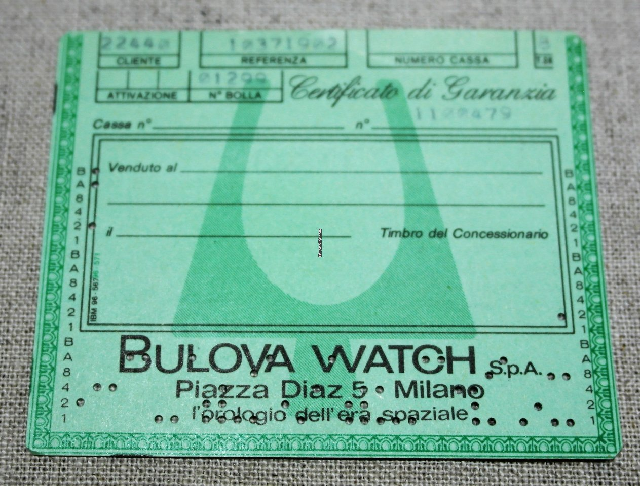 Bulova new