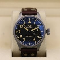 IWC Big Pilot Titanium Black Arabic numerals United States of America, Tennesse, Nashville