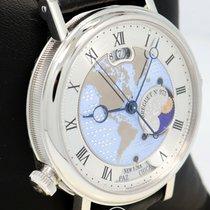 Breguet Platinum Automatic Silver 43mm new Classique