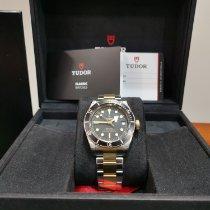 Tudor Black Bay S&G Gold/Steel 41mm Black No numerals United Kingdom, Leicestershire