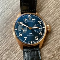 IWC Big Pilot IW502701 Very good Red gold Automatic United States of America, California, Sunnyvale