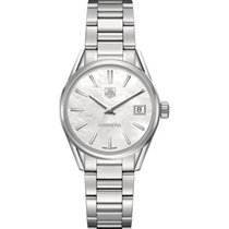 TAG Heuer Carrera Lady WAR1311.BA0778 - TAG HEUER Ladies Steel Watch NEW 2020 nieuw