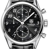 TAG Heuer Carrera Calibre 16 Heritage Automatic Chronograph 41...