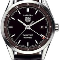 TAG Heuer Carrera Twin Time WV2115.FC6180