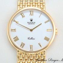 Rolex Cellini 5042 Gelbgold 750 Handaufzug