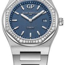 Girard Perregaux Laureato Acier 34mm Bleu