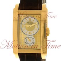Rolex Cellini Prince Yellow gold Gold Roman numerals United States of America, New York, New York