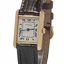 Cartier Tank Louis Cartier Yellow gold 21mm White Roman numerals United States of America, Florida, Plantation