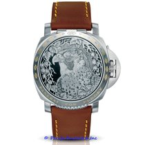 Panerai Luminor Sealand for Purdey Hawk PAM00818 Pre-Owned