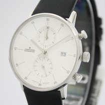 Junghans FORM C Steel 40mm Silver
