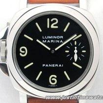 Panerai Luminor Marina Mancino Left Handed Pam 22 B Tritium...