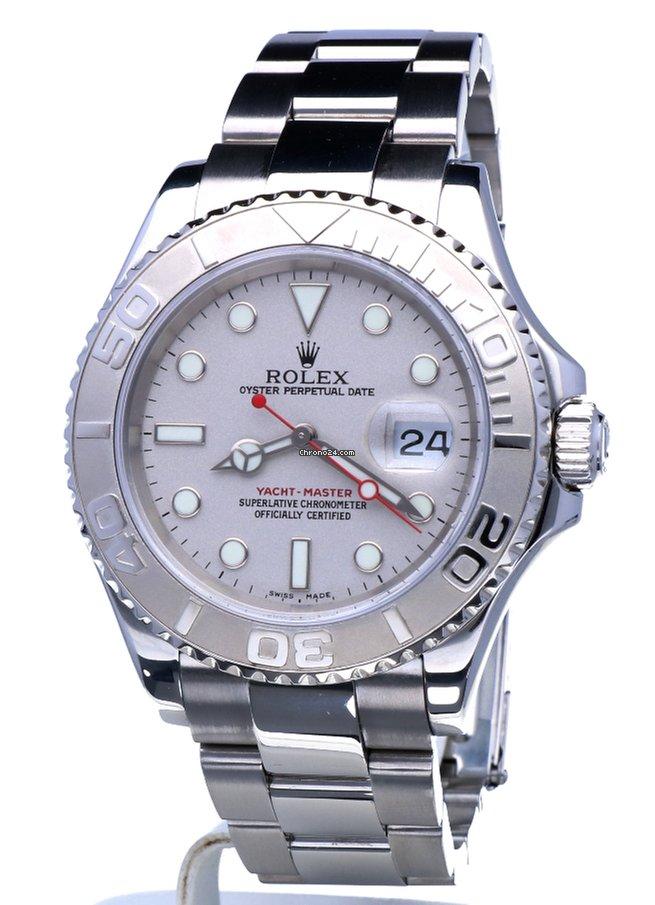 Rolex Yacht-Master 40 16622 2002 tweedehands
