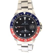 Rolex GMT Master  with original certificate and invoice one owner