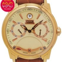 Nouvelle Horlogerie Calabrese (NHC) Rose gold 40mm Automatic BRF 015 pre-owned