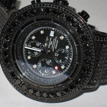 Breitling Super Avenger Steel 48mm No numerals United States of America, New York, NEW YORK CITY