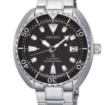 Seiko Prospex SRPC35K1 SEIKO PROSPEX  Automatico Diver 200 acciaio 42,30mm new