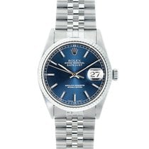 Rolex Datejust Steel 36mm Blue No numerals United States of America, California, San Francisco