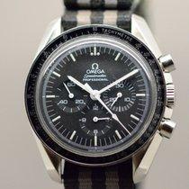 Omega Speedmaster Professional Moonwatch Staal 42mm Zwart Geen cijfers Nederland, Maastricht