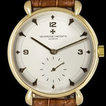 Vacheron Constantin 36mm Manual winding pre-owned Silver