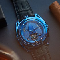 De Bethune Titanium 42.6mm Manual winding DB28 new