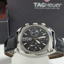 TAG Heuer Monza Steel 38mm Black United States of America, California, Los Angeles