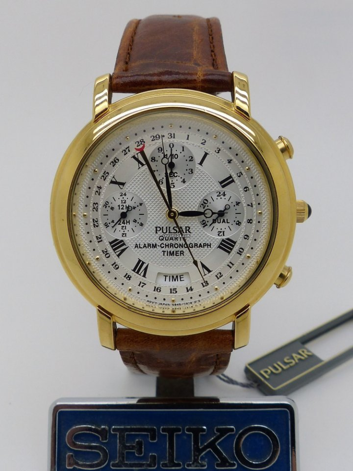 053d66af5 Pulsar watches - all prices for Pulsar watches on Chrono24