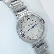 Cartier Ballon Bleu 28mm new Quartz Watch with original box and original papers WE902073