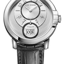 Harry Winston Midnight 451/MABD42WL.W2 new