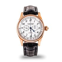 Ulysse Nardin Rose gold 37mm Automatic 386-22 pre-owned