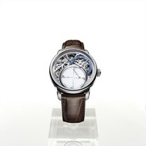 Maurice Lacroix Staal 43mm Automatisch MP6558-SS001-094-2 nieuw