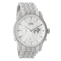 Oris Artelier Worldtimer new Automatic Watch only 69076904081MB