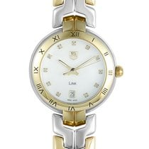 TAG Heuer Link Lady new Quartz Watch with original box and original papers WAT2351.BB0957