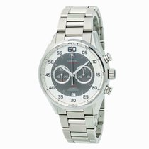 TAG Heuer Carrera Calibre 36 Steel 43mm Grey United States of America, New York, New York