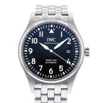 IWC IW3270-11 Steel 2010 Pilot Mark 40mm pre-owned United States of America, Georgia, Atlanta
