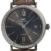 IWC Portofino Automatic new 2019 Automatic Watch with original box and original papers IW458104