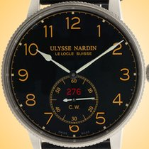 Ulysse Nardin Marine Torpilleur Steel 44mm Black Arabic numerals United States of America, Illinois, Northfield