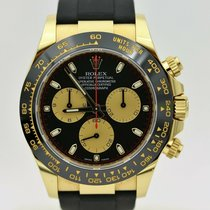 Rolex Daytona Yellow gold 40mm Black United States of America, California, Newport Beach