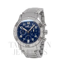 Breguet Type XX - XXI - XXII White gold 39mm Blue Arabic numerals