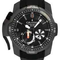 Graham Prodive Acero 45mm Negro