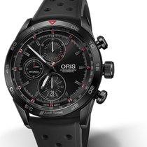 Oris Audi Sport new Automatic Chronograph Watch only 01 774 7661 7784