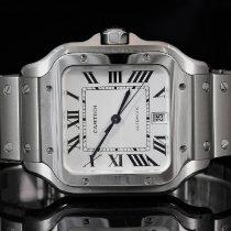 Cartier Santos (submodel) Acier 39.8mm Argent Romain France, TOULOUSE