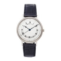 Breguet Classique White gold 35.5mm Silver Roman numerals United States of America, Pennsylvania, Bala Cynwyd