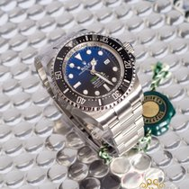 Rolex 126660 2019 Sea-Dweller Deepsea 44mm pre-owned