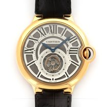 Cartier Rose gold 46mm Manual winding W6920001 pre-owned