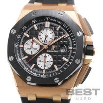 Audemars Piguet Rose gold 44mm Automatic 26401RO.OO.A002CA.01 pre-owned